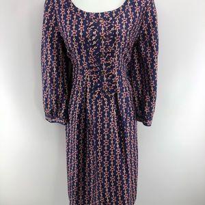 Lilly Pulitzer Shirt Dress Size 8
